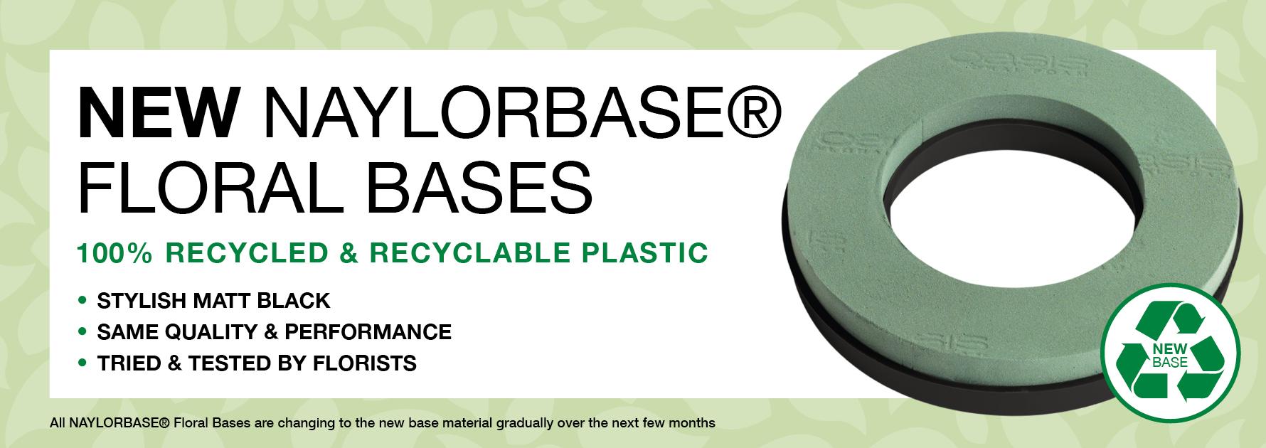 NAYLORBASE® Floral Bases